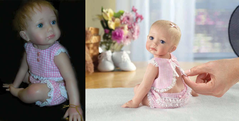 Ashton Drake Dolls From Texas Doll Designs
