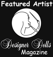 DESIGNER DOLLS FEATURED ARTIST SEPT/OCT 2000