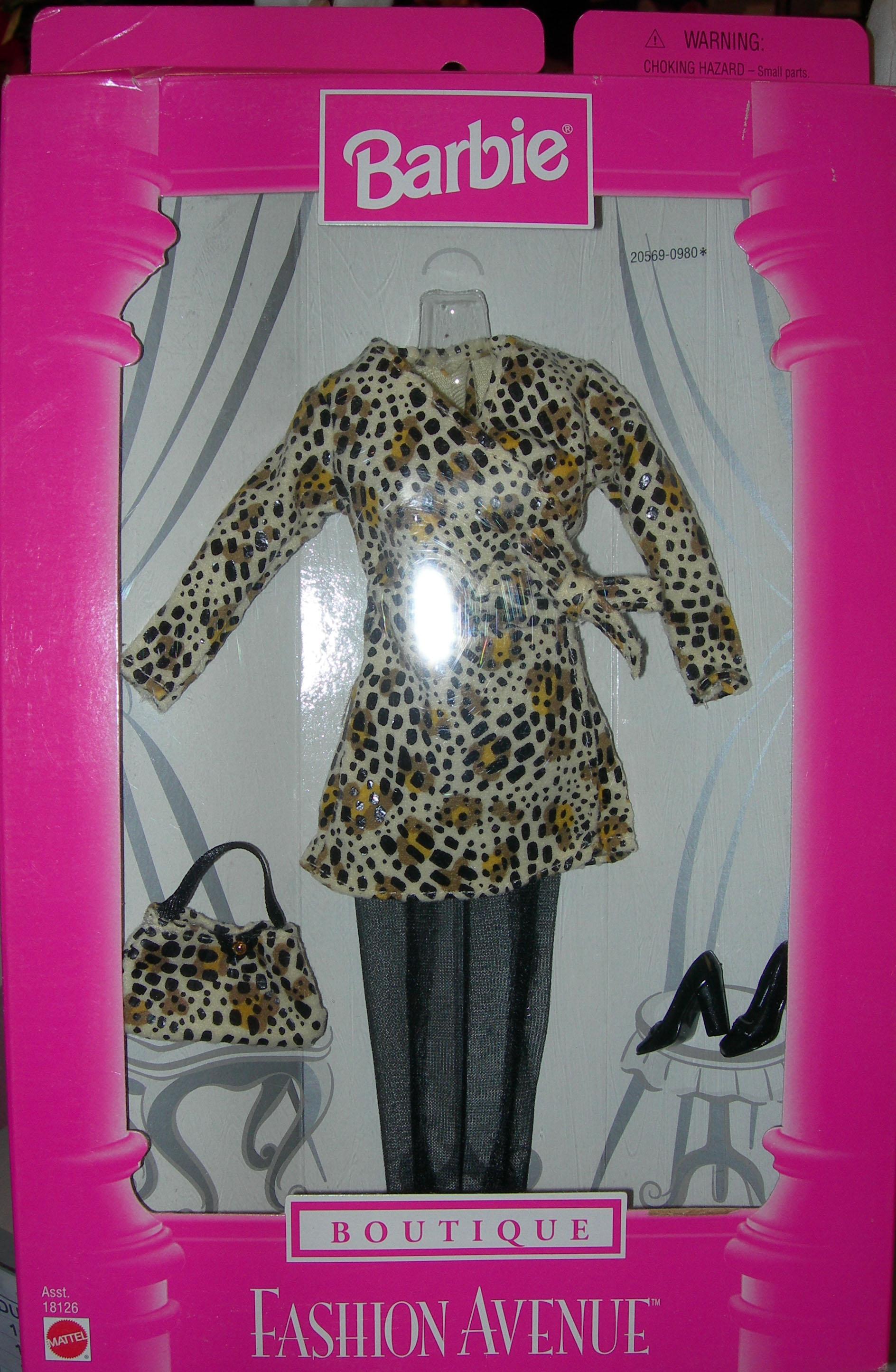 Barbie fashion avenue collection 93