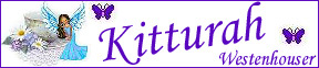 Kitturah Westenhouser - Writer - Artist