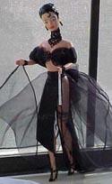 Dark Vixen by Michael Pisoki - Dec 1999