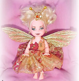 Topaz Fairy by Barb Wood - Dezigns by Jerzy