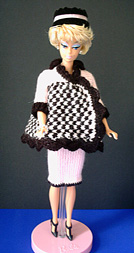 Jenna - Handmade Design by Yke's Designs, Holland - Gift 2003