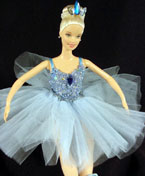 Blue Ballerina by Lanicia Chaloupka - Dec 2001