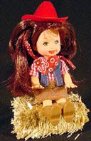Oklahoma Cowgirl by Gwyn Hammer 2001