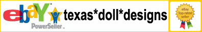 View Texas Doll Designs EBAY