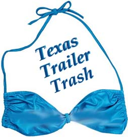 TEXAS TRAILER TRASH - CUSTOMIZED DOLLS